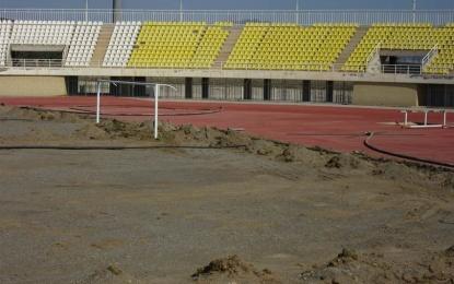 آغاز عملیات بهسازی چمن ورزشگاه 15هزار نفری امیرکبیر