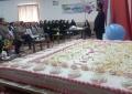 مراسم روز معلم در دبیرستان دخترانه امیرکبیر فین