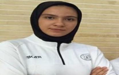 «فاطمه عنایت فینی» به اردوی تیم ملی والیبال جوانان دختر اعزام شد