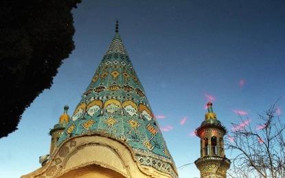 زیارتگاه شاهزاده ابراهیم فین کاشان