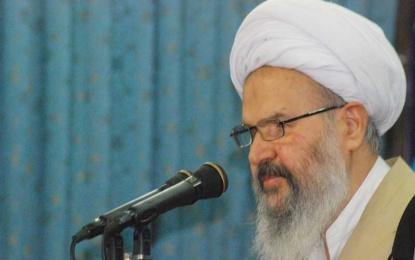 آيت الله نمازي؛ مراسم سالروز شهادت حضرت علي ابن باقر(ع) بايد به طور ويژه برگزار شود