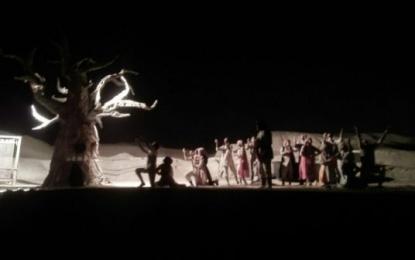 همه شکوه سیلک در پس پرده اپرای «آخرین درخت فرش»
