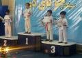 گزارش تصویری مسابقات استانی کاراته سبک جوکای دو