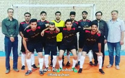 در مسابقات جام رمضان یادبود شهدای مدافع حرم؛ تیم فوتسال حضرت سلطانعلی(ع) به مصاف فرش کاخ می رود