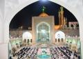 گزارش تصویری آئین جزخوانی قرآن کریم در مشهد اردهال