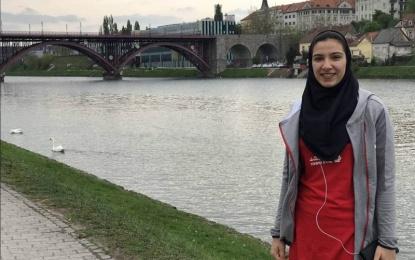 فاطمه عنایت فینی؛ کامل ترین بازیکن مسابقات والیبال قهرمانی جوانان دختر کشور
