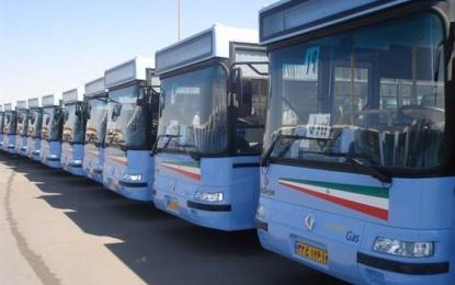 آمادگی کامل سازمان اتوبوسرانی جهت سرویس دهی مراسم قالیشویان