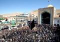 آیین سنتی مذهبی قالیشویان اردهال در کاشان برگزار شد