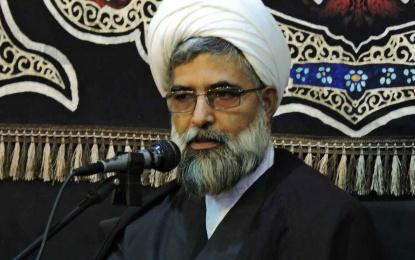 مراسم سالگرد حجت الاسلام حاج شیخ علی اکبر صدیقی(ره) برگزار شد