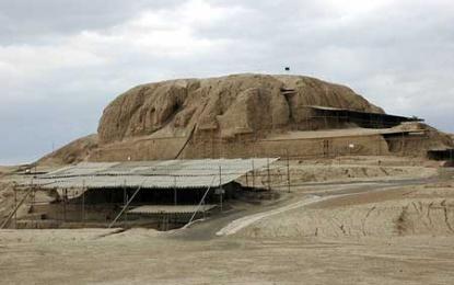 سیلک نخستین خاستگاه تمدن بشری در کاشان