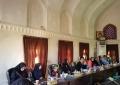 اولین کارگاه آشنایی با عوامل بیولوژیک مخرب آثار تاریخی در کاشان برگزار شد