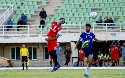 گزارش تصویری بازی استقلال سیلک کاشان با پرسپولیس مشهد
