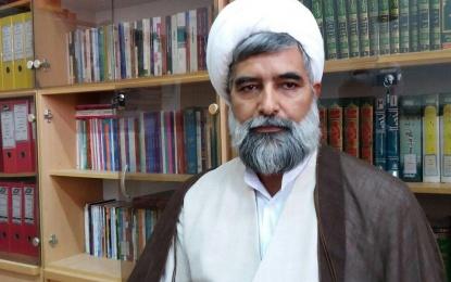 حجت الاسلام صدیقی در گرامیداشت اربعین حسینی در هیئت علی اصغری کوی حیدری؛ در زلزله اربعین صدای خردشدن استخوان های رژیم صهیونیستی به گوش می رسد