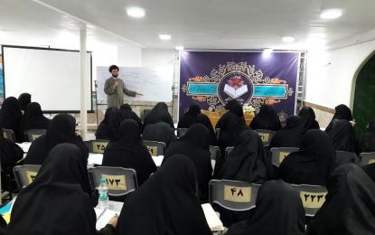 نخستين دوره تربيت مربي حفظ قرآن كريم در كاشان آغاز شد