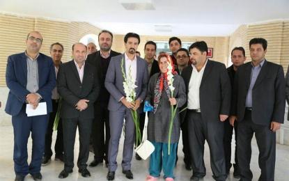 گزارش تصویری بازدید شهردار از آسایشگاه سالمندان گلابچی