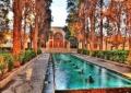 باغ تاریخی فین کاشان پربازدیدترین مکان گردشگری کاشان است