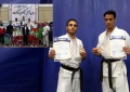 درخشش ورزشکاران فینی در مسابقات بین المللی جوکای دو کاراته + عکس