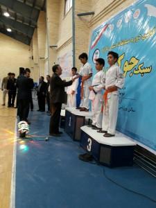 مسابقات استانی جوکای دو در فین کاشان (10)