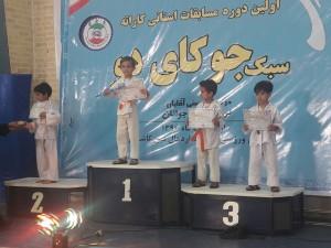 مسابقات استانی جوکای دو در فین کاشان (12)