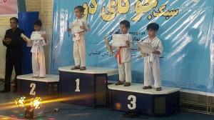 مسابقات استانی جوکای دو در فین کاشان (3)