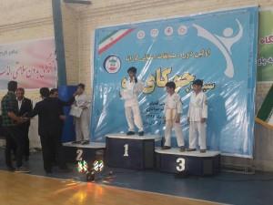 مسابقات استانی جوکای دو در فین کاشان (5)