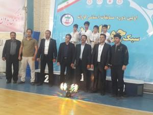 مسابقات استانی جوکای دو در فین کاشان (7)