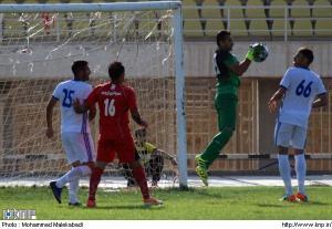 گزارش تصويري استقلال كاشان و شهرداري اروميه